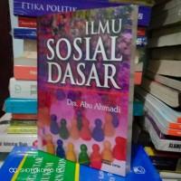 Buku - ILMU SOSIAL DASAR - Abu Ahmadi