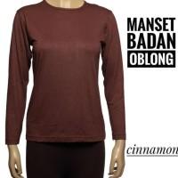 Manset Badan Oblong Kaos spandex Rayon 8fc14515c3
