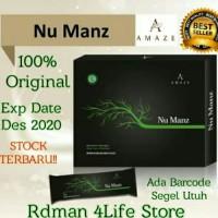 Nu Manz Amaze Original NuManz Detox Terjamin