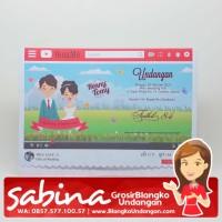 Blangko Undangan Fadhil 84   Sabina Undangan