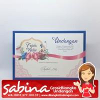 Blangko Undangan Fadhil 86   Sabina Undangan