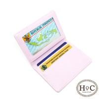 houseofcuff fold card holder dompet kartu simple wallet tempat kartu