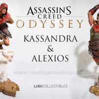 Jual Figure Assassin Creed Odyssey Kassandra Alexios Jakarta