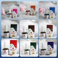 Strawberry Nail Henna 15ml Kutek Halal Sah untuk Sholat
