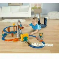Thomas and Friends Motorized Railway Steelworks Escape Set