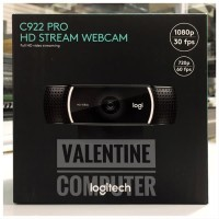 HOT - Webcam Logitech C922 PRO STREAM