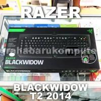 HARGA PROMO ! Razer BlackWidow T2 2014 Mechanical Gaming Keyboard