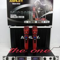 Harga Mic Wireless Ashley Vocal Katalog.or.id