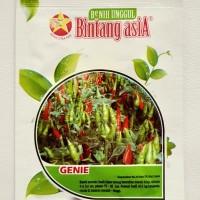 Benih Biji Cabai Cabe Rawit Genie Pack - Bintang Asia