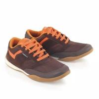 Sepatu Olahraga Pria Badminton Fitnes Empuk Sporty Sepatu Kulit BK ORI