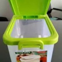 Tempat beras mini Rice Box RB-5kg Asvita