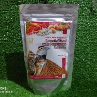Pakan Burung Branjangan HW Premium Insect Blend