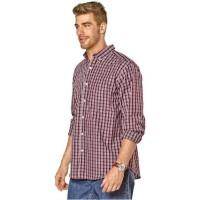 North Crest Plaid Shirt BIGSIZE - Kemeja Pria Kotak-Kotak JUMBO SIZE
