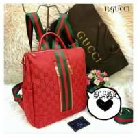Tas Ransel Wanita Tas Cewek Punggung Gucci Tas Murah Kualitas Import
