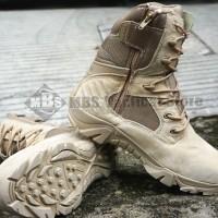 Tactical Delta Boots 8inch 8 inch Sepatu Taktikal Boots Delta 8 inchi