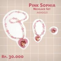 New Product!!! Kalung Gelang Cincin Anak Set - Frozen Princess Sofia