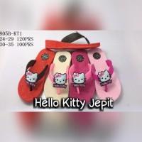Sendal Sandal Anak Cewek Perempuan Karakter Hello Kitty