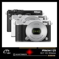 Harga nikon promo nikon 1 j5 kit 10 30mm black silver garansi   Pembandingharga.com