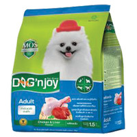 Dog'njoy Small Breed Chicken & Liver 1,5kg