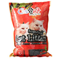 Pasir kucing Cat litter Cubnkit 5L