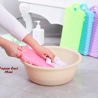 NEW Papan Cuci Mini (Portable dibawa, cuci dimana aja jadi mudah)