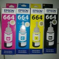 Tinta epson 664 L100 ori premium