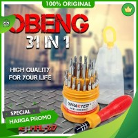 Branded Limited Edition OBENG SET 3IN1 SCREWDRIVER HANDPHONE