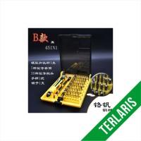 ASLI Obeng Set Reparasi 45 Bits