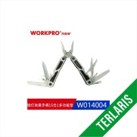 ASLI WORKPRO Tang EDC Multifungsi 15 in 1 - W014004