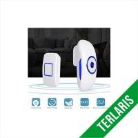 ASLI Forecum Alarm Pintu Wireless Waterproof - F8