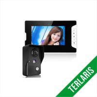 ASLI Kamera Pintu Intercom Doorbell LCD Monitor 7 Inch - 813MKB11-EU