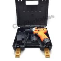 Cordless Drill - Screwdriver - Bor Baterai XENON 12V 10mm B07 F013