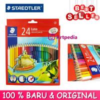 Pensil warna Staedtler Luna set 24 - Panjang / Pensil murah /staedler