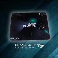Rexus T7 KVLAR Speed Edition Gaming Mousepad - 450x350x3mm
