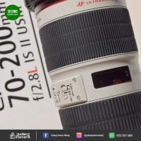 Secondhand - Canon EF 70-200mm f2.8L IS II USM - 4870 - Gudang Kamera