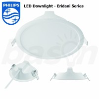"PHILIPS LED Downlight 59264 Eridani 12W 7"" WH 175"
