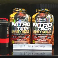 Muscletech Nitrotech Whey Gold 6 LB