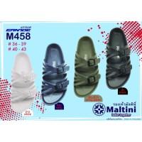 Sandal jelly karet unisex - grande m458
