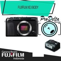 Harga fujifilm fuji x e3 xe3 mirrorless digital camera body only | Pembandingharga.com