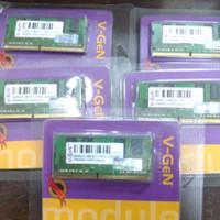 VGen Memory Sodim DDR3 2GB PC 10600/12800
