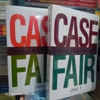 Buku 1 Set - CASE FAIR prinsip prinsip ekonomi - Edisi 8 Jilid 1 dan 2