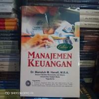 Buku - MANAJEMEN KEUANGAN - Edisi 2 - Mamduh