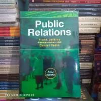 Buku - PUBLIC RELATIONS - Edisi 5 - Jefkins