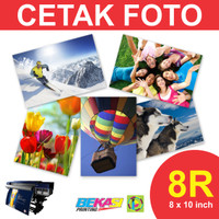 Cetak Foto 8R - Professional Photo Digital LAB Berkualitas