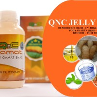 Obat Peghilang Mukokel |QnC Jelly Gamat