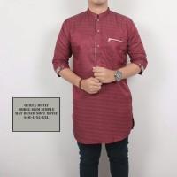 Jual Baju Gamis Pria - Model Modern Import Terbaru 2019   Harga ... 47d987ffbc