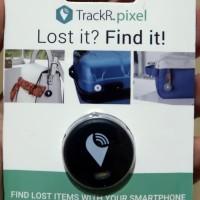 TrackR Pixel Crowd Smart GPS Tracker Smartphone Black