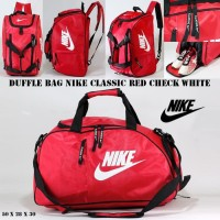 Tas ransel travelbag nike - travel olahraga gym fitnes koper backpack
