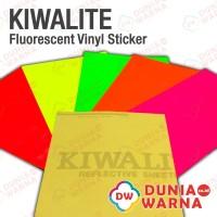 KIWALITE KIWACAL FLUORESCENT STABILO Sticker SKOTLET Motor 100 cm