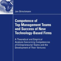 Competence of Top Management Teams